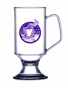 8oz Re-usable Printed Coffee Cup Coffee Cup Logo