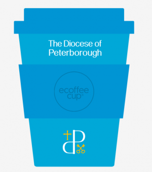 The Diocese of Peterborough Coffee CupThe Diocese of Peterborough Coffee Cup