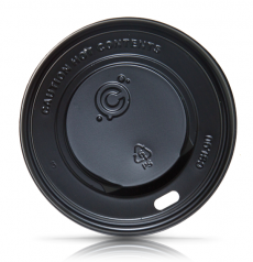 Lids for 12oz, 16oz, 20oz Double Walled Paper Cups