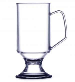 8oz-Coffee-Cup-Clear Polycarbonate