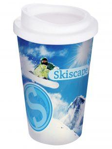 Custom Printed Smoothie Cup