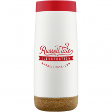 Cole Red Cork Base Cup