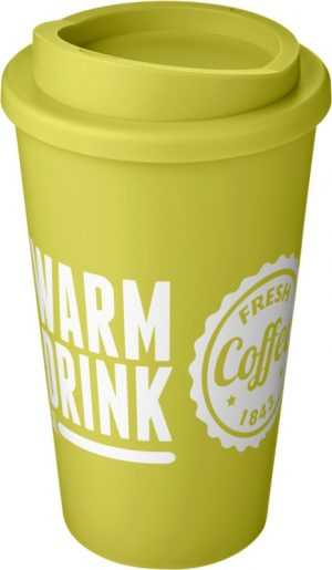 Lime Insulated Tumbler with Lime Lid