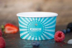 Printed 5 oz Ice Cream Cup