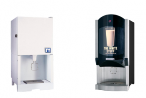 Milk Dispensers for Coffee Shops