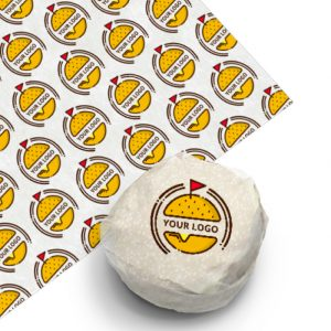 Full Colour Printed GreaseProof Paper